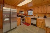 Modern kitchen in Pigeon Forge Cabin