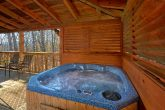 Private Hot Tub at 5 bedroom cabin