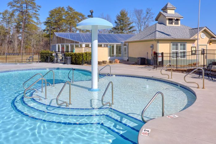 Condo with Resort Swimming Pool and Fountain - Mountain View 2607