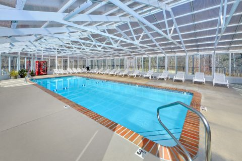 Condo with Indoor and Outdoor Pool Access - Mountain View 5102