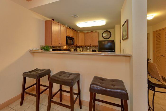 Condo with full Kitchen and Dining Room - Mountain View 5305