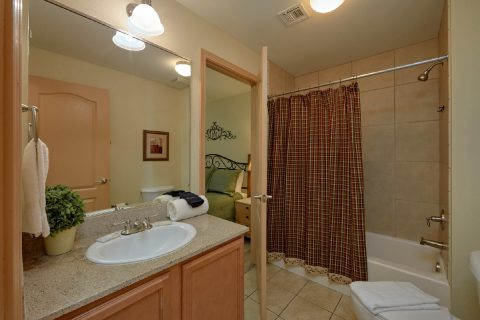 2 Full Bathrooms 2 Bedroom Condo - Mountain View 5706