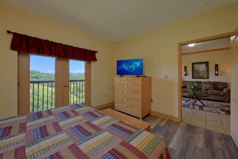 Pigeon FOrge 2 Bedroom 2 Bath Condo - Mountain View 5706