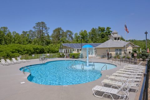 Resort Pool - Mountain View 5706