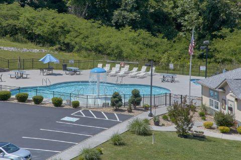 Resort Pool - Mountain View 5706