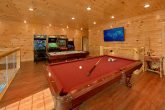 8 Bedroom Pool Cabin with a Loft Game Room