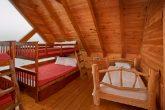 8 Bedroom Cabin in Pigeon Forge Sleeps 24