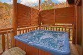 8 Bedroom Cabin Sleeps 24 with Hot Tub
