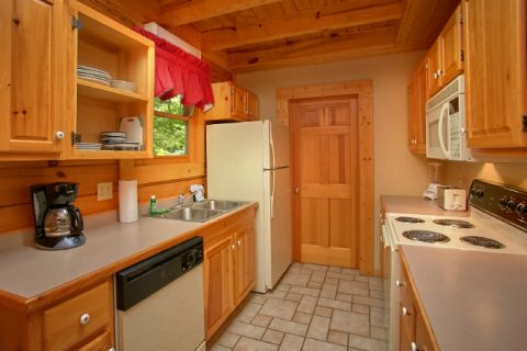 1 Bedroom Cabin with a Full Size Kitchen - Mountain Dreams