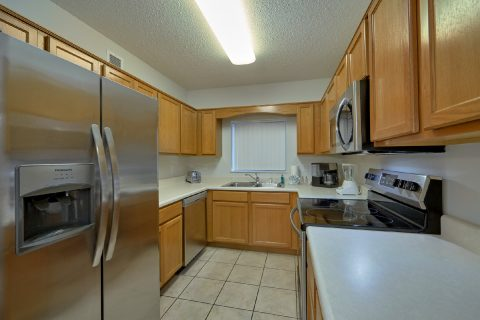 Full Equipped Kitchen 3 Bedroom 3 Bath - My Pigeon Forge Retreat