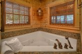 Master Suite with Jacuzzi Tub