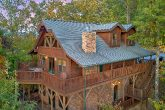 Smoky Mountain Cabin with Mountain View and WiFi