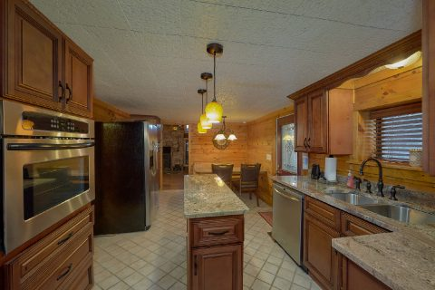 2 Bedroom Cabin with Fully Equipped Kitchen - Nana's Place