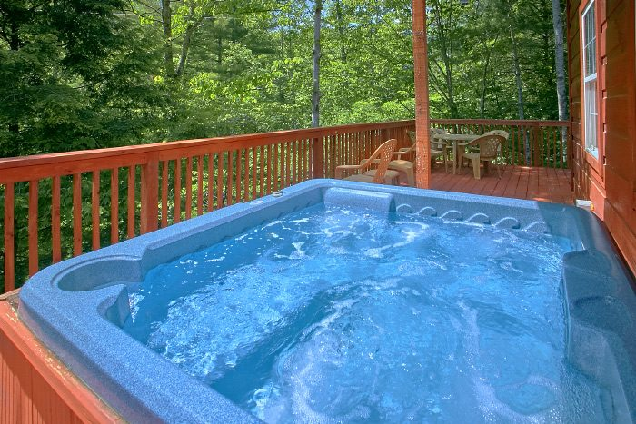 4 Bedroom Cabin with Private Hot tub - Natures Dream