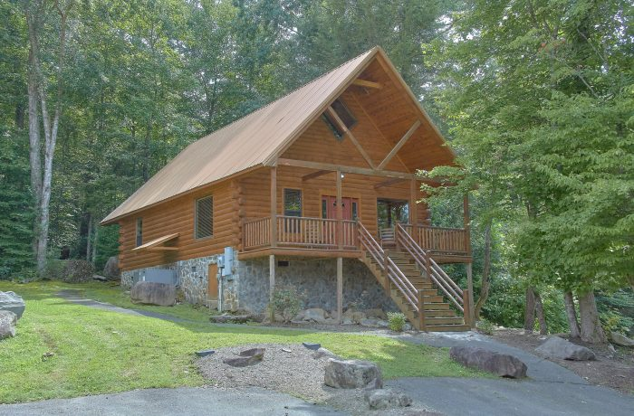 Noah's Getaway Cabin Rental Photo