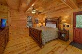 Master Suite Main Floor Bedroom