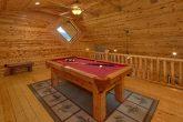 Loft Game Room wiht Pool Table 2 Bedroom