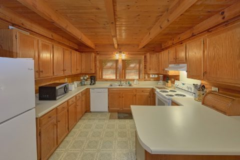 3 Bedroom Cabin in Gatlinburg with Full Kitchen - Oakland #1