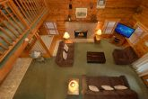3 Bedroom Cabin with Jacuzzi Tub and Fireplace