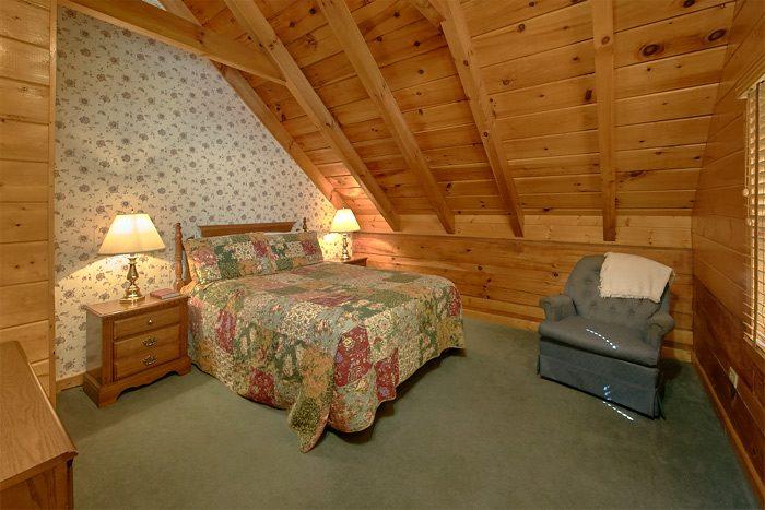 Gatlinburg Cabin with Cozy Queen Bedroom - Oakland #1