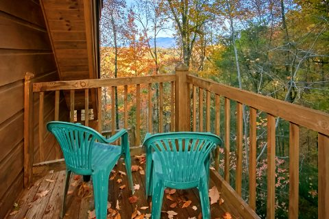 Gatlinburg Cabin with wooded VIews from deck - Oakland #2