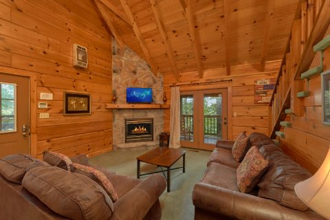 2 Bedroom Cabin with Fireplace and Sleeper Sofa - Oakland #2
