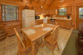 Rustic Cabin with Dining Room and Full Kitchen