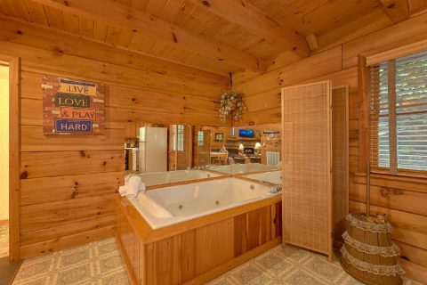Rustic Cabin with 2 bedrooms and Jacuzzi Tub - Oakland #2