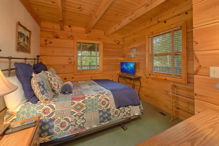 Rustic Cabin with King Bed and Private bathroom - Oakland #2