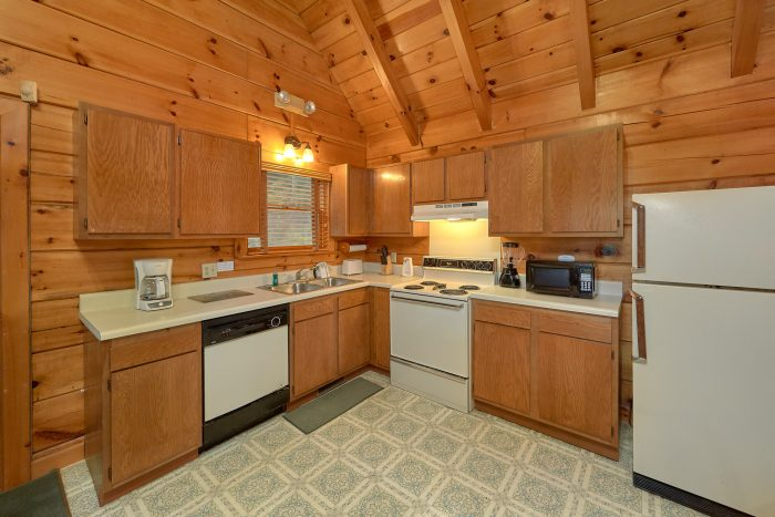 Rustic Gatlinburg Cabin with Full Kitchen - Oakland #3