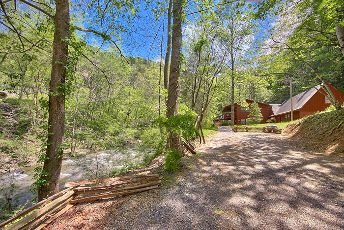 Featured Property Photo - On the Creek