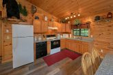 Cabin with full Kitchen and Dining Area