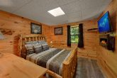 Cabin Large Bedrooms and Flat Screen TV's