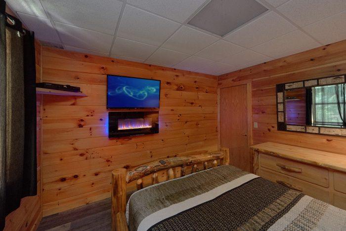 2 Bedroom 2 Bath Cabin Sleeps 6 - One More Night