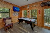 Game room with Many Game Tables 2 Bedroom