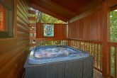 Cabin with a Private Hot Tub