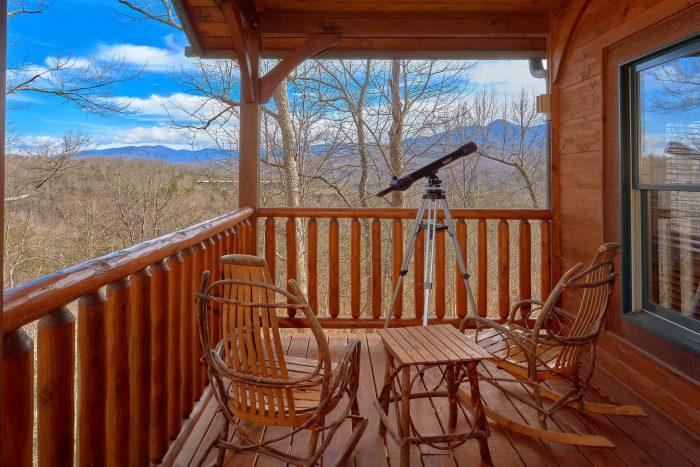 Panorama Cabin Rental Photo