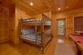 1 Bedroom Cabin Sleeps 8 with Extra Sleeping