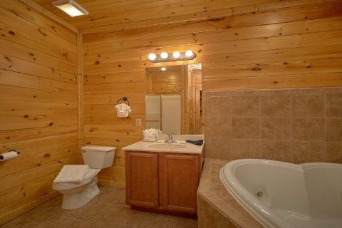 2 Full Bath Rooms 1 Bedroom Cabin - Panorama