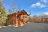 1 Bedroom Cabin Flat Parking Space Gatlinburg
