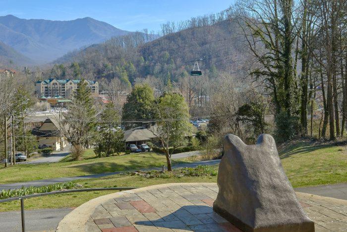Parkway Hillside Villa Chalet Rental Photo