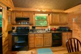 Honeymoon Cabin with Full Kitchen and Table