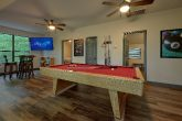 6 Bedroom with Pool Table and Indoor Pool