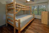 bunk Beds in Kids Room 6 Bedroom Pool Cabin