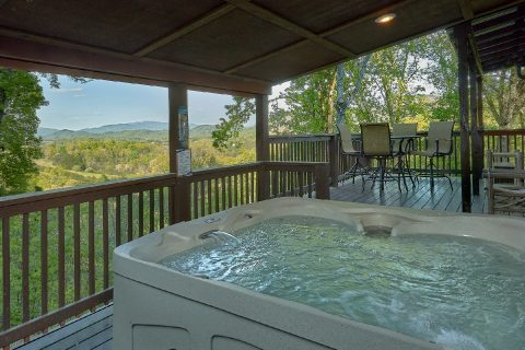 Private Hot Tub 6 Bedroom Cabin - Patriots Point Retreat