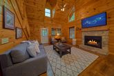 Cabin with Living Room