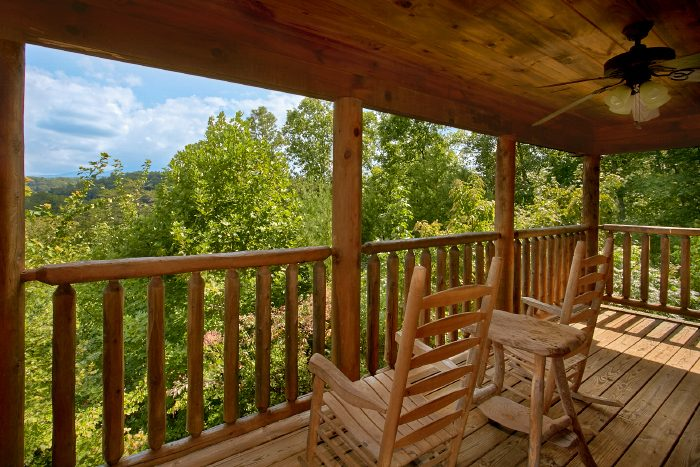 Peek A View Cabin Rental Photo