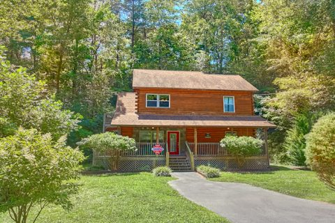 Featured Property Photo - Pigeon Forge Hideaway