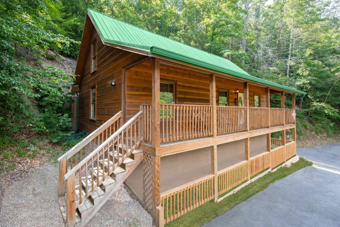 Pleasant Hollow Cabin Rental Photo