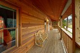 Cabin with Decorative Outdoor Furniture